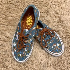 Vans x Disney • PIXAR (never worn)
